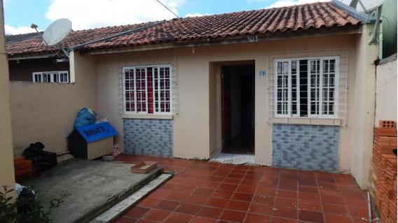 Casa Para Venda Em São José Dos Pinhais, Ouro Fino, 2 Dormitórios, 1 Banheiro, 4 Vagas - L842_2-892219