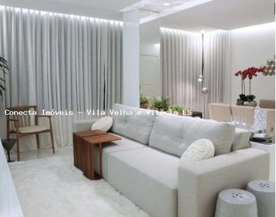 Apartamento Para Venda Em Vitória, Praia Do Canto, 4 Dormitórios, 1 Suíte, 3 Banheiros, 1 Vaga - 80270