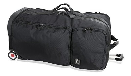 J World New York Ziton 30 Pulgadas Stand Up Rolling Duffel B