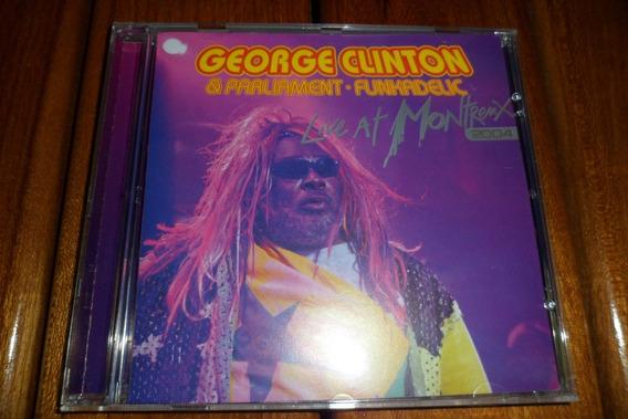 Cd George Clinton Parliament Funkadelic Live At Montreux 04