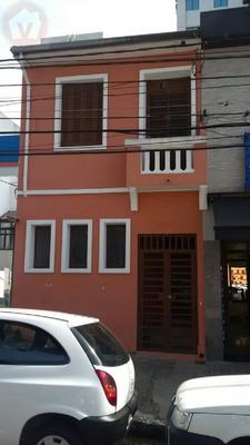 Sobrado Para Alugar No Bairro Ipiranga Em São Paulo - Sp. - 489-2