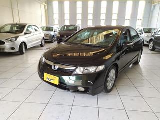 Honda Civic 1.8 Lxl 16v Flex 4p Aut (9899)