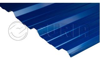 Chapa Trapezoidal Color C25. Amplio Stock Cuotas S/interes