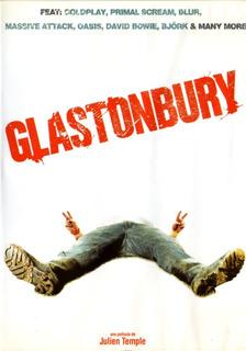 Glastonbury ( David Bowie / Morrisey ) Dvd Original