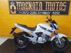 Yamaha Fazer Ys250 Km 49,000 - 2014 - Branco