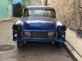 Chevrolet Bel Air Restaurado Alta Calidad, Factura Original