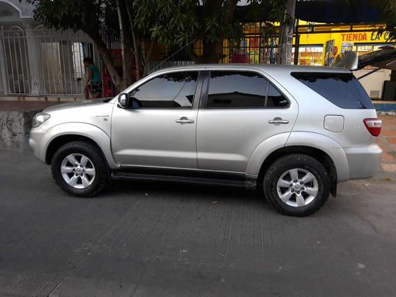Toyota Fortuner Sw Urbana 2.7