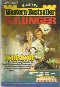 Revista Western - Bestselller G.f.unger Original