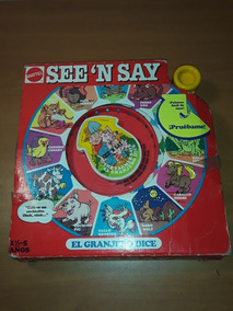 Juguete Para Bebe Niño. 1-5 Anos. Original Mattel .