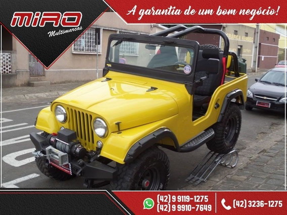 Ford Jeep Willys 6 Cilindros