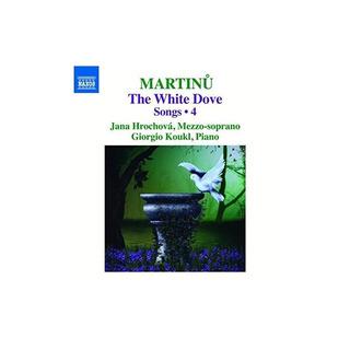 Martinu Bohuslav/koukl Giorgio Martinu The White Dove-songs