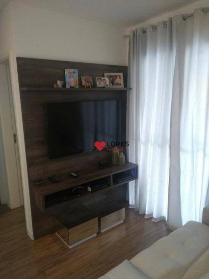 Apartamento Com 2 Dormitórios À Venda, 56 M² Por R$ 350.000 - Vila Formosa - São Paulo/sp - Ap2931