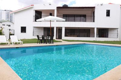 Hermosa Villa En Alquiler En Juan Dolió
