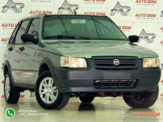 Fiat Uno Mille Economy Way 1.0 8v Completo! Impecável! 2010