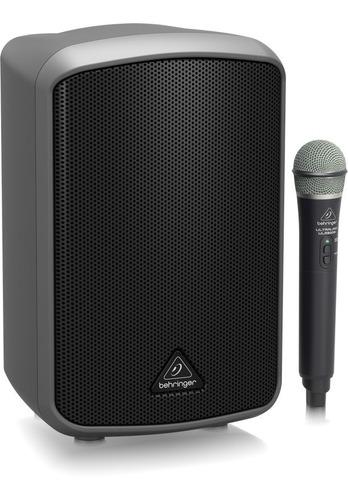 Caja Activa Behringer Mpa100bt Bluetooth Envio Gratis Cuotas