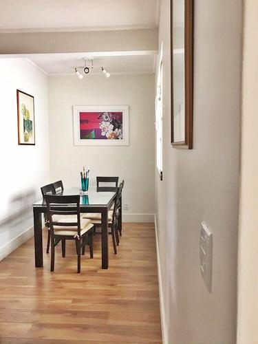 Zona Norte- Apartamento 60m², 2 Dormitórios, Voluntários Da Pátria, 8 Minutos A Pé Do Metrô Santana! - 17118