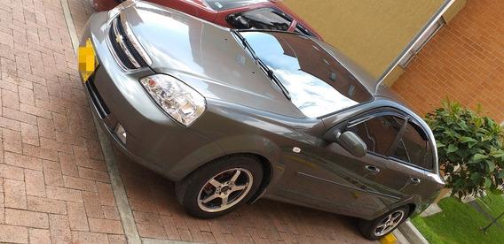 Chevrolet Optra Sedán Modelo 2008