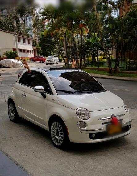 Fiat Cabriolet 2014