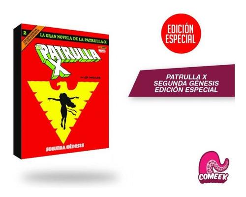 Comic Xmen Segunda Génesis Edición Coleccionista