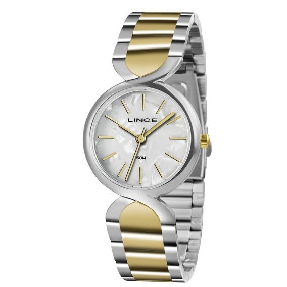 Relógio Lince Analógico Feminino Lrth048l B1sk