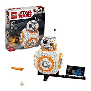 Lego Star Wars Bb8 Bb-8 Androide Ucs Edición Coleccion 75187