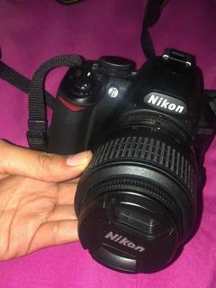 Cámara Nikon D3100 18-55 Vr