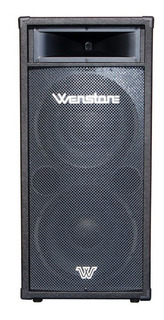 Wenstone Tl-215 /700 Bafle Caja Acustica Tipo Reflex 2 Vias 2x15 700 W
