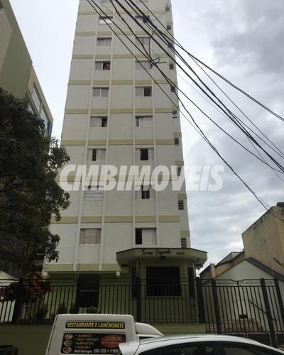 Apartamento À Venda 1 Dormitórios No Bairro Centro Em Campinas - Ap21827 - Ap21827 - 69231988