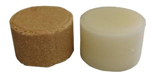 Imagen 1 de 1 de Kit Shampoo Y Bálsamo Sólido  Cabello Sensible