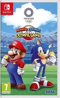 Mario & Sonic Olympic Games Tokyo 2020 / Nintendo Switch