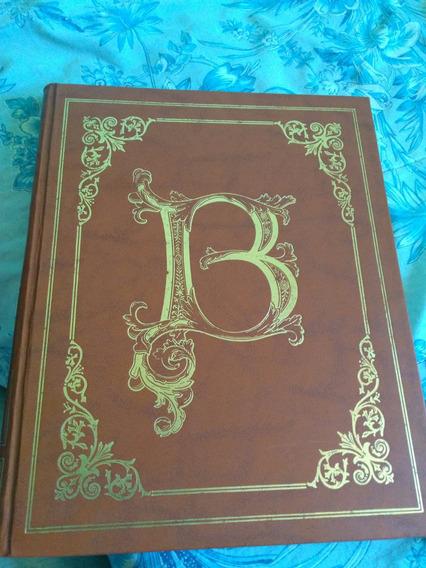 Bíblia - Edição Rara De Luxo - Ilustrada