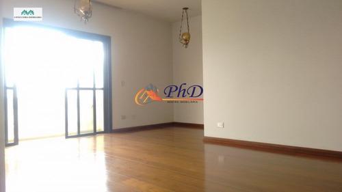 Imagem 1 de 15 de Edifício Solar Bela Vista - Apartamento A Venda No Bairro Bela Vista - Jundiaí, Sp - Ph96531