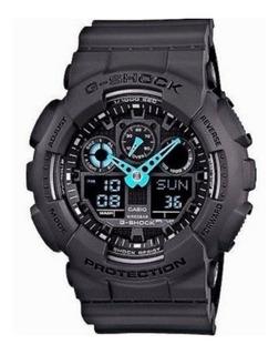 Reloj Casio G-shock Ga100 8arc Envio Gratis Sumergible