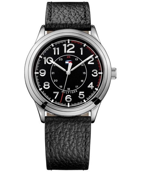Relógio Tommy Hilfiger Masculino Leather