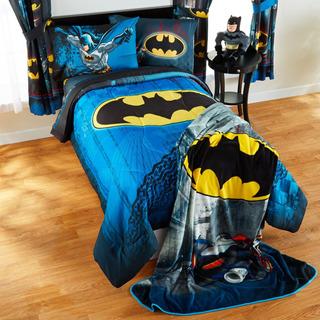 Edredon Con Sabanas Batman Matrimonial Doble Vista