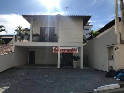 Casa Com 3 Dormitórios À Venda, 300 M² Por R$ 1.100.000 - Condomínio Arujazinho Iv - Arujá/sp - Ca0647