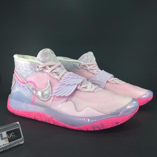 Tênis Nike Kd12  Aunt Pearl  43 Multi-color 100% Original