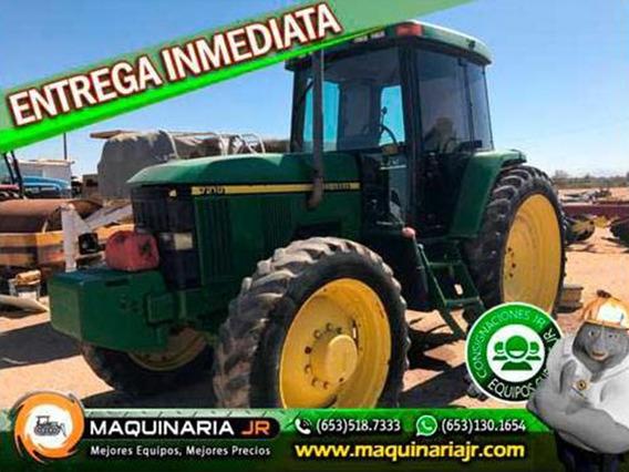 Tractor 2002 John Deere 7210, Agrícola, Tracto, John Deere