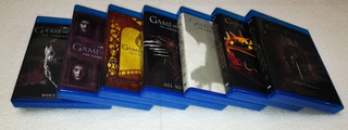 Game Of Thrones Completa Bluray + Regalo Disco Extra