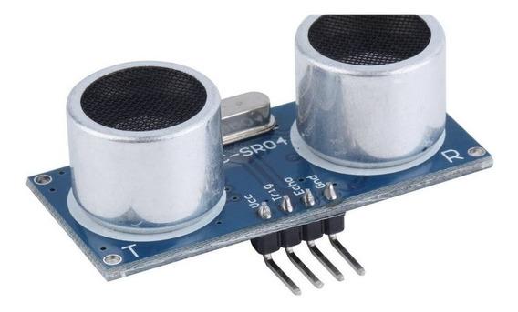 Sensor De Distância Ultrassônico Hc-sr04.