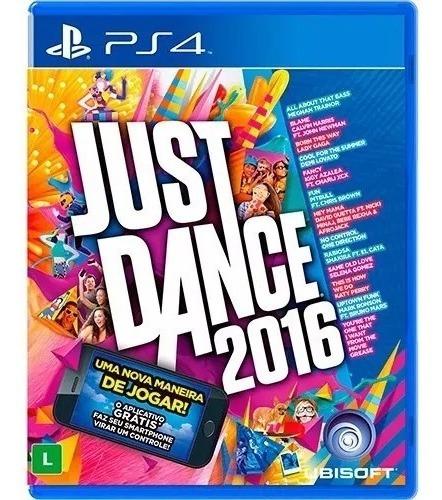 Jogo Just Dance 2016 - Playstation 4