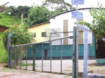 Galpao Industrial - Zona Industrial - Ref: 639 - V-639