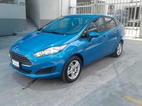 Ford Fiesta Se 4-ptas Mt 2017 Seminuevos