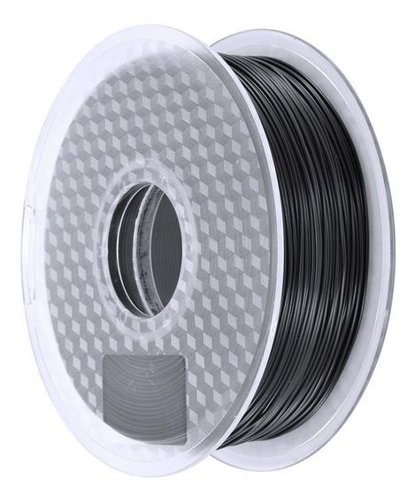 Filamento Abs 1,75 Mm 1kg Preto Para Impressora 3d Nf