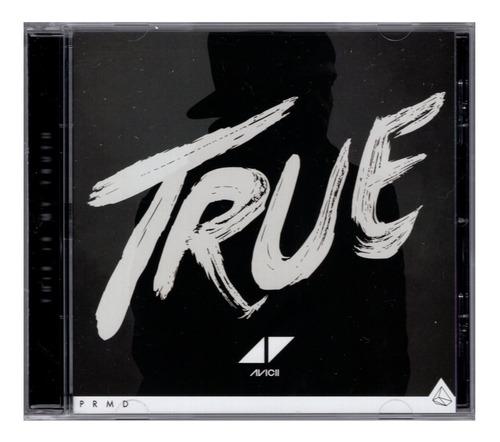 Imagen 1 de 4 de True - Avicii - Disco Cd - Nuevo (10 Canciones)