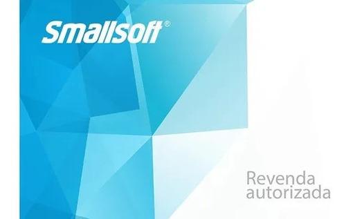 Imagem 1 de 10 de Smallsoft - Small Start Programa Nfc-e , Sat E Mfe.