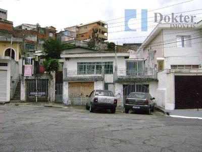 Casa Residencial À Venda, Freguesia Do Ó, São Paulo - Ca0722. - Ca0722