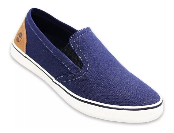 Tênis Slip On Timberland Hampton Canvas Masculino