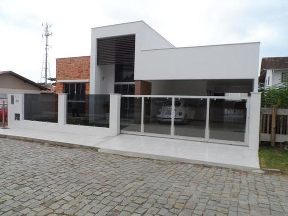 Casa Com 3 Dorms Em Penha - Armação Por 700 Mil À Venda - 495