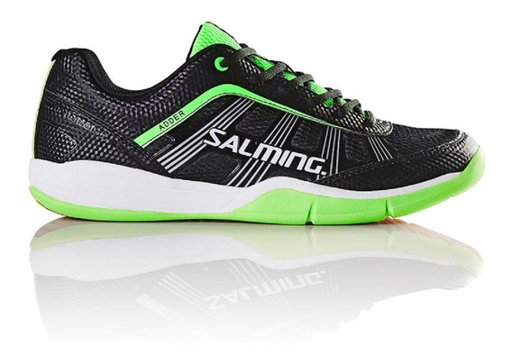 Courash Tenis Para Squash Salming Adder Negro/verde